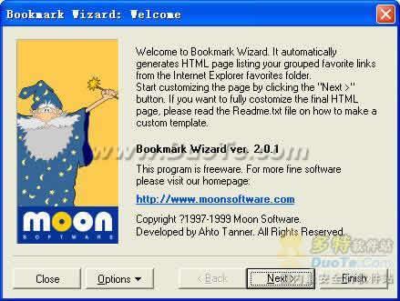 Bookmark Wizard下载