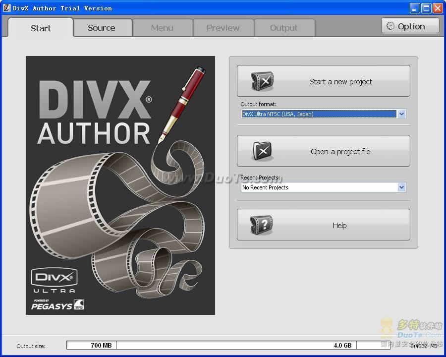 Divx Author下载