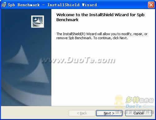 Spb Benchmark下载