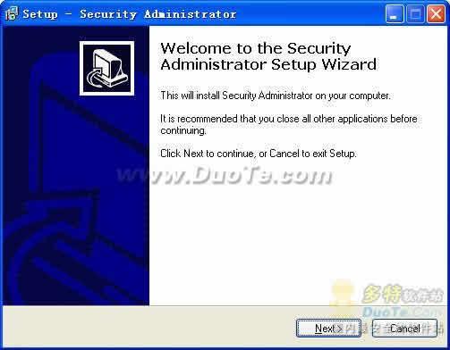 Advanced Security Administrator下载
