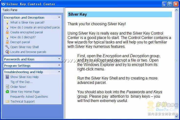 Silver Key下载
