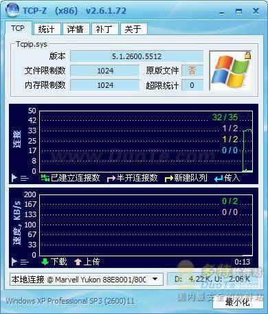 TCP-Z下载