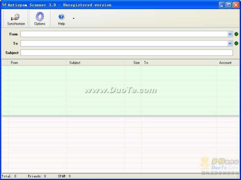 Antispam Scanner下载