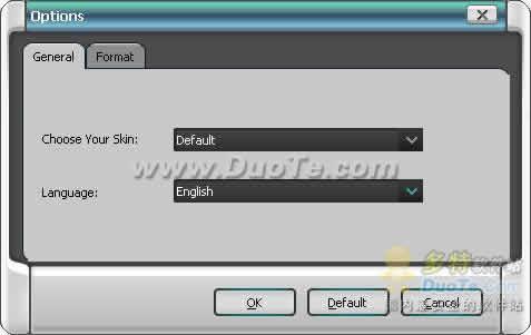 Daniusoft Video to MP4 Converter下载