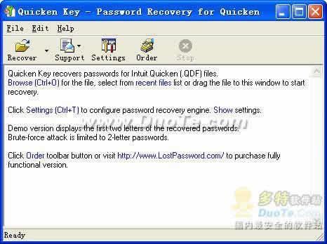 Quicken Key下载