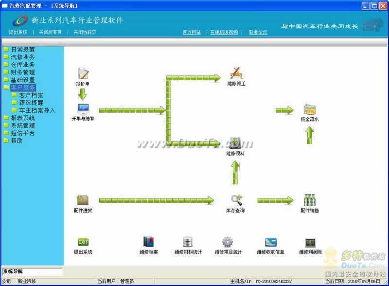 新业汽修软件下载