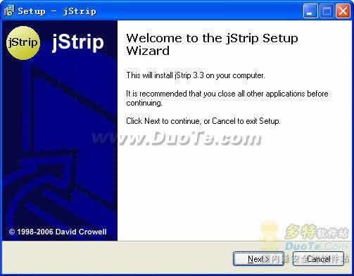 jStrip下载