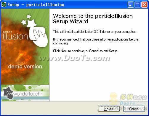 particleIllusion下载