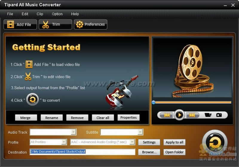 Tipard All Music Converter下载