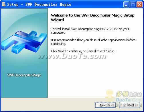SWF Decompiler Magic下载