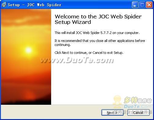 JOC Web Spider下载