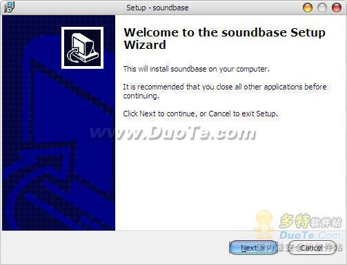 Soundbase下载