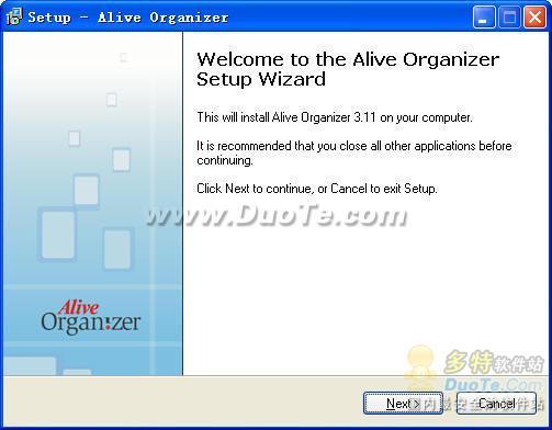 Alive Organizer下载