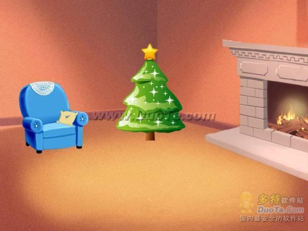 免费圣诞节ppt模板下载