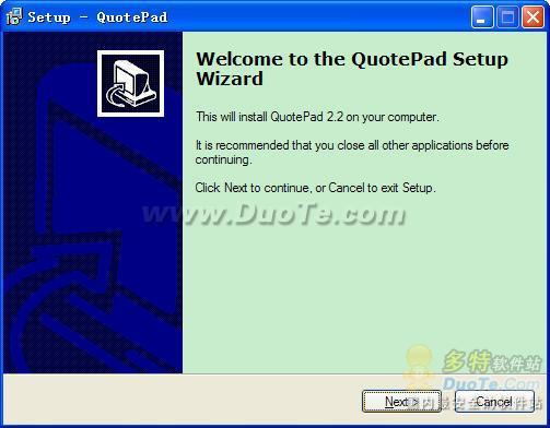 QuotePad下载