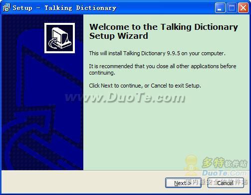 Talking Dictionary下载