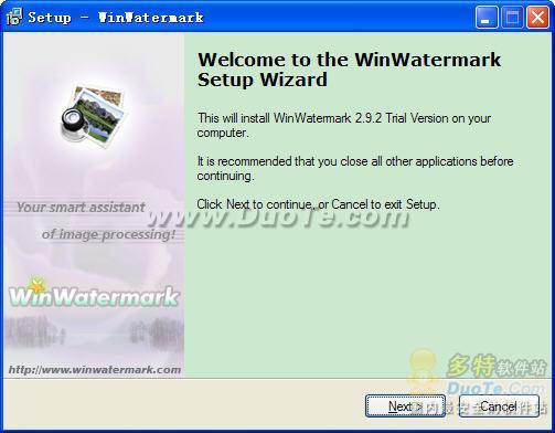 WinWatermark下载