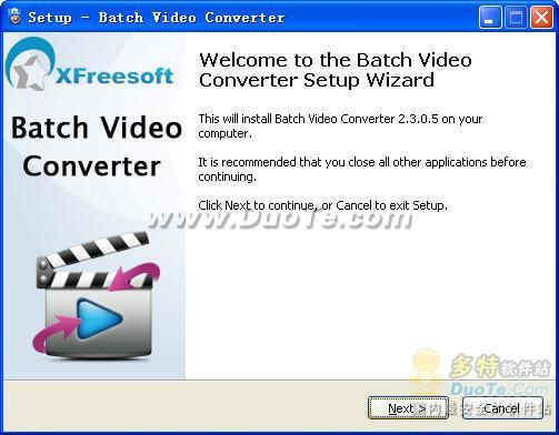 Batch Video Converter下载