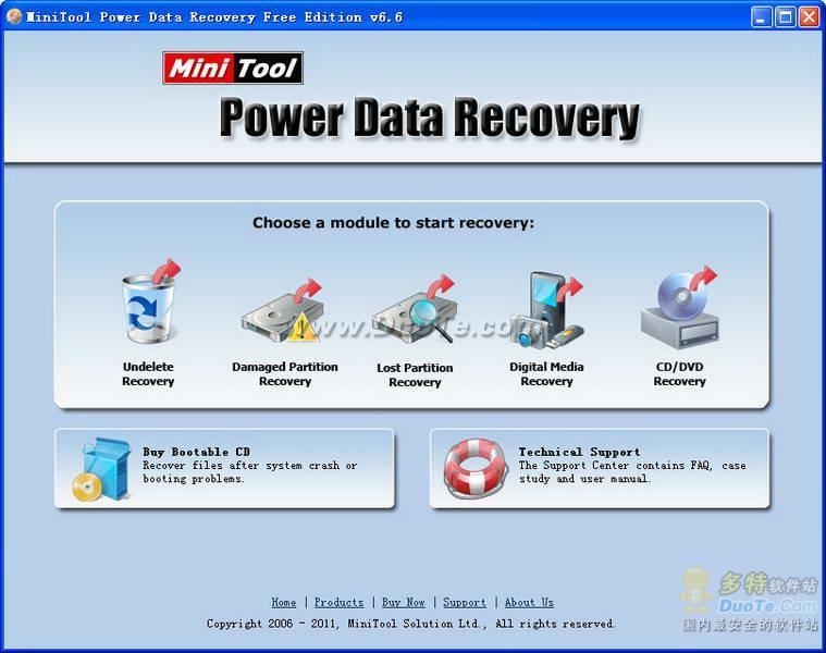 Power Data Recovery下载