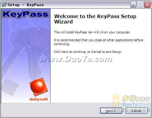 KeyPass下载