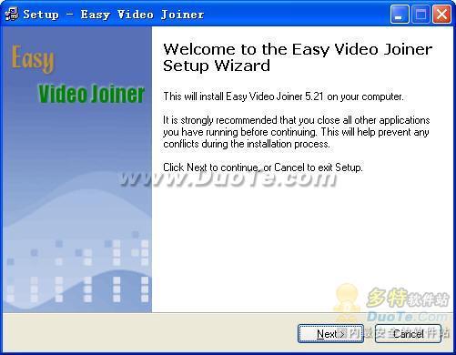 Easy Video Joiner下载