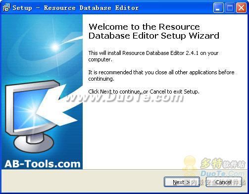 Resource Database Editor下载
