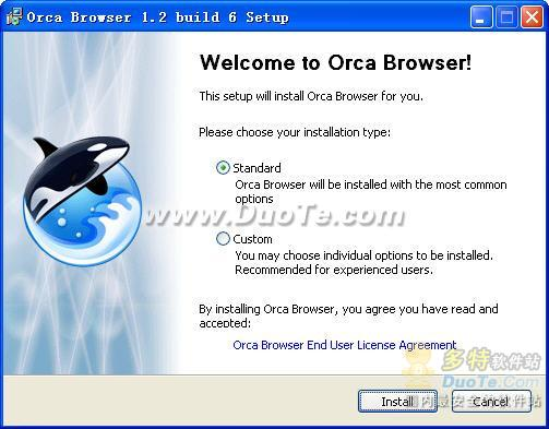 Orca Browser下载