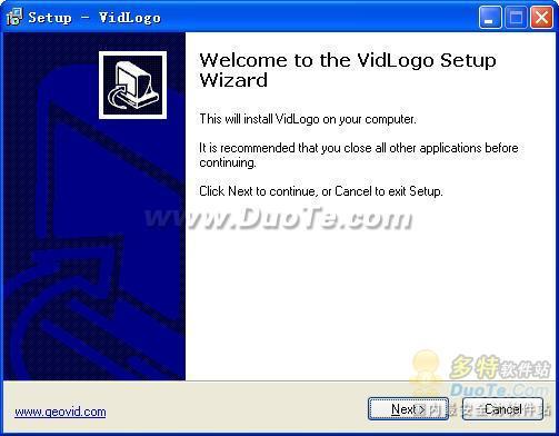 GeoVid VidLogo下载