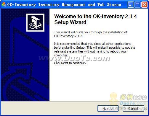 Ok Inventory Free下载