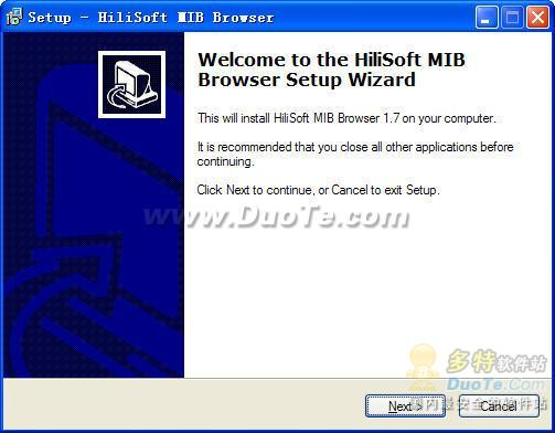 HiliSoft SNMP MIB Browser下载