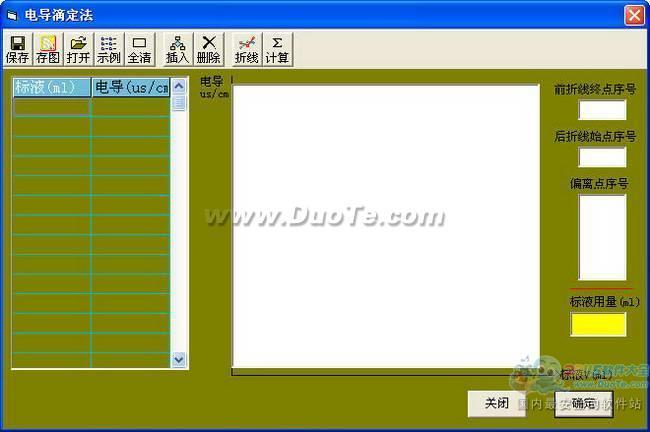 化学分析计算软件下载