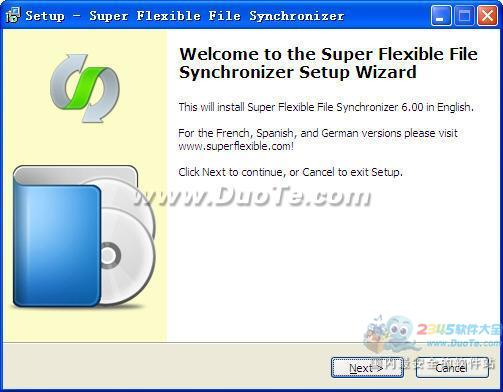 Super Flexible File Synchronizer下载