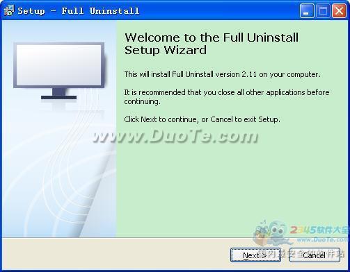 Full Uninstall下载