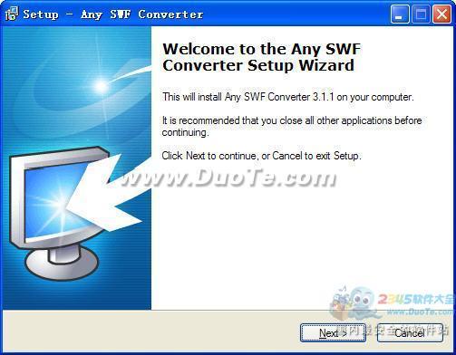 Any SWF Converter下载