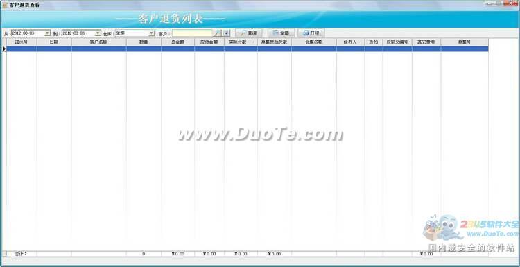 文樾家居饰品行业管理软件系统下载