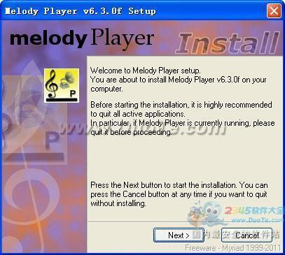 Melody Player下载