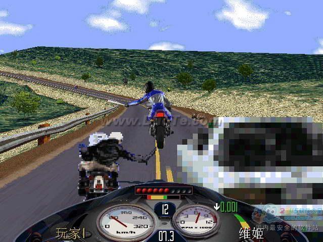 暴力摩托2004简体中文版下载