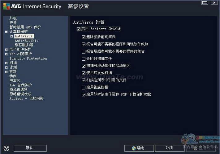 AVG Internet Security(AVG全功能软件)下载