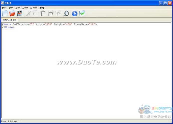 SWiX (SWF编辑器)下载