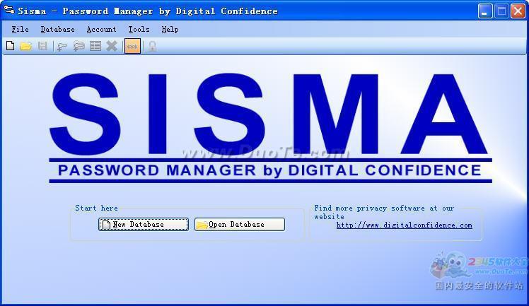 Sisma(密码管理工具)下载