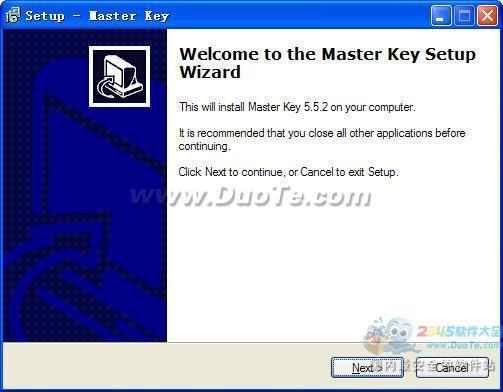 Master Key(漏洞修复)下载