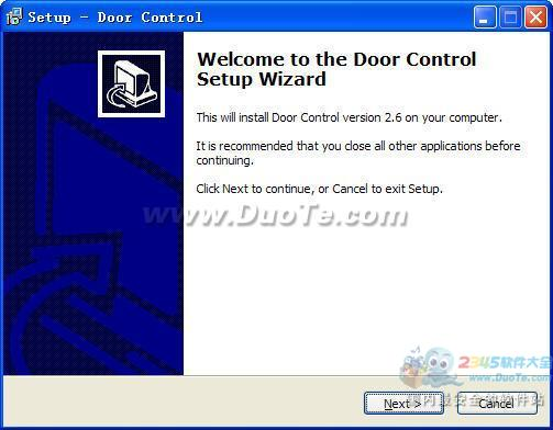 Door Control  (光驱自动开关工具)下载