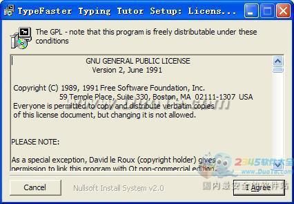 TypeFaster (英文打字练习工具)下载