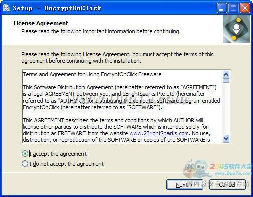EncryptOnClick (文件夹/文件加密)下载