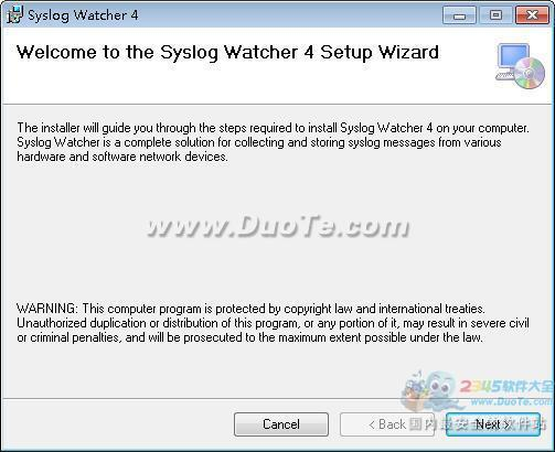 Syslog Watcher Pro下载