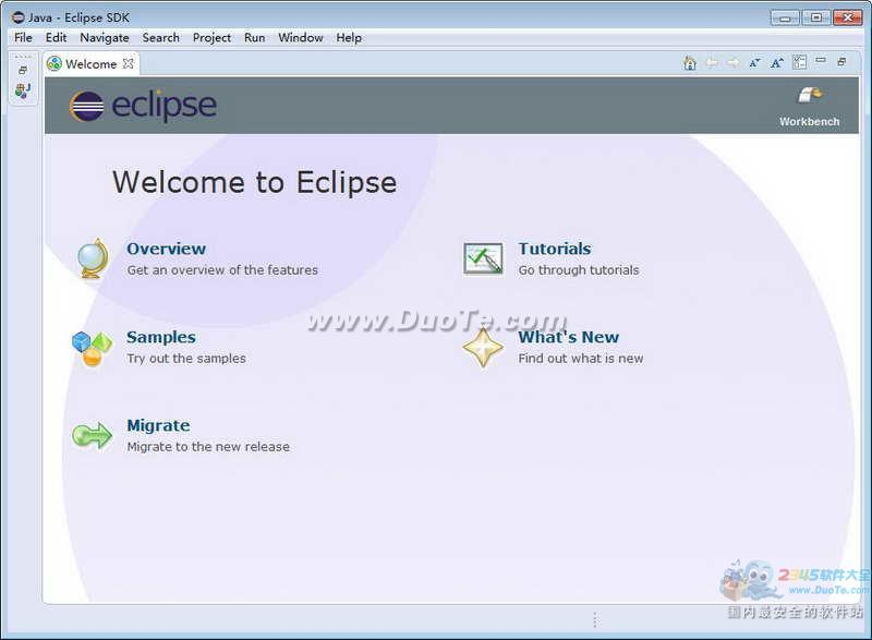 Eclipse SDK(Java编程)下载