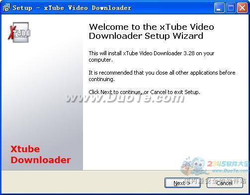 xTube Video Downloader下载