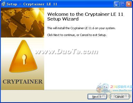 Cryptainer LE下载