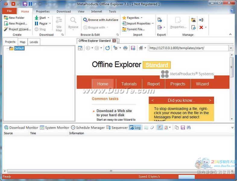 Offline Explorer下载