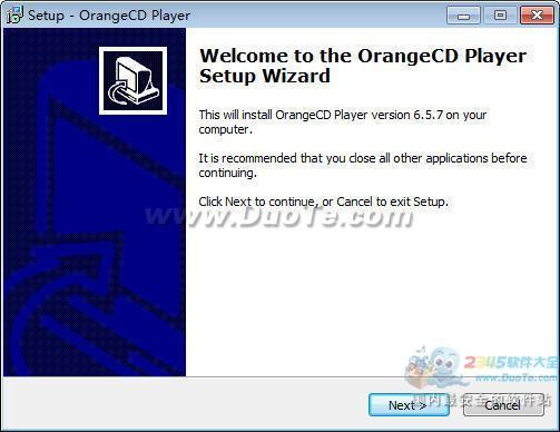 OrangeCD Player下载